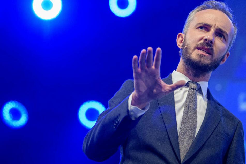 """Böhmermann ist """"Endlich scharf"""": Moderator scheitert mit Klage gegen Zeitschrift"""