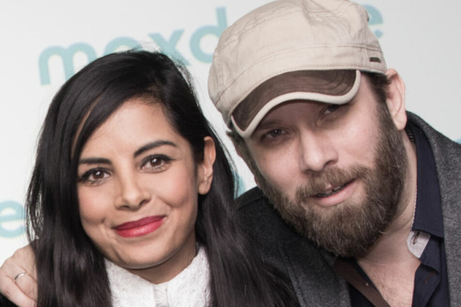 Das Schauspieler-Ehepaar Christian Ulmen (42) und Collien Ulmen-Fernandes (36).