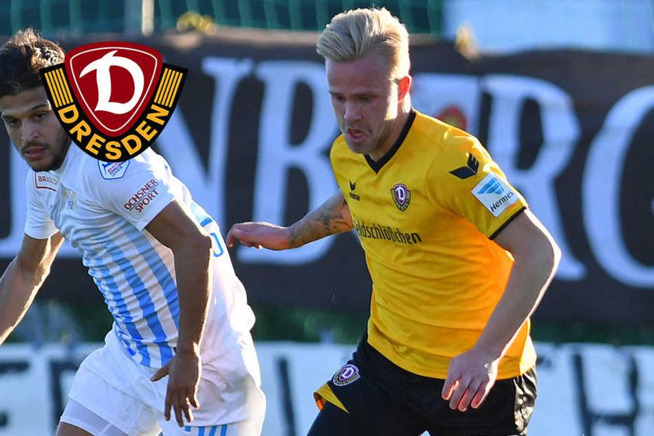 Marcel Hilßner verlässt Dynamo und heuert bei der Kogge an