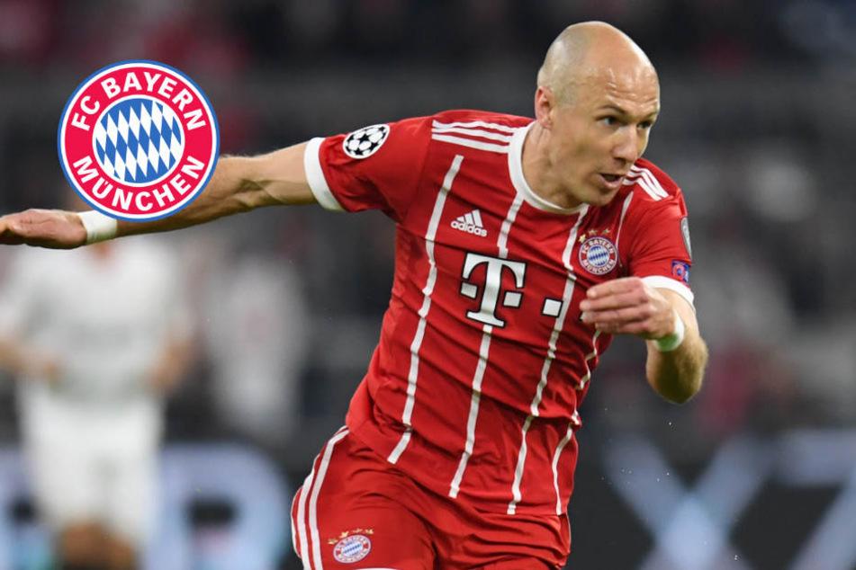 WM-Aus des DFB: Das sagt Bayerns Robben über deutsches Debakel