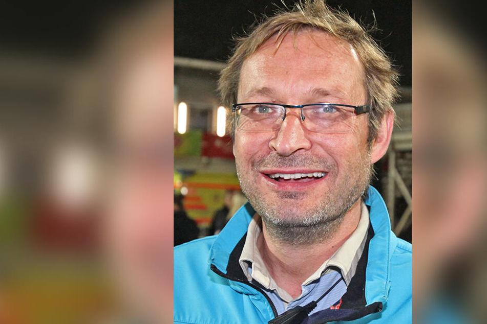 Alexander Ziron leitet seit über 20 Jahren die Geschicke des VSC Klingenthal. Er ist Cheforganisator der Weltcups.