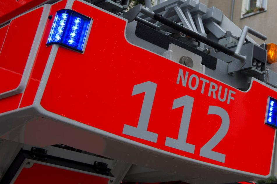 Die Feuerwehr musste in Billstedt einen Brand löschen. (Symbolbild)