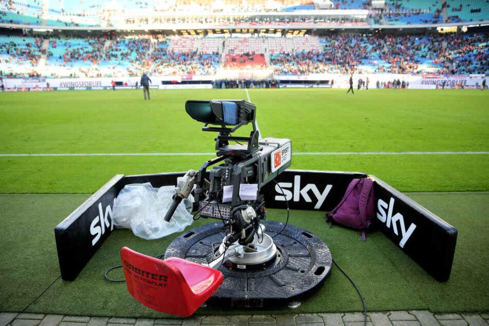 Weder Sky, noch Sport1, noch DAZN und auch kein rumänischer TV-Sender wird die Europa-League-Partie zwischen Craiova und RB Leipzig zum jetzigen Stand übertragen.