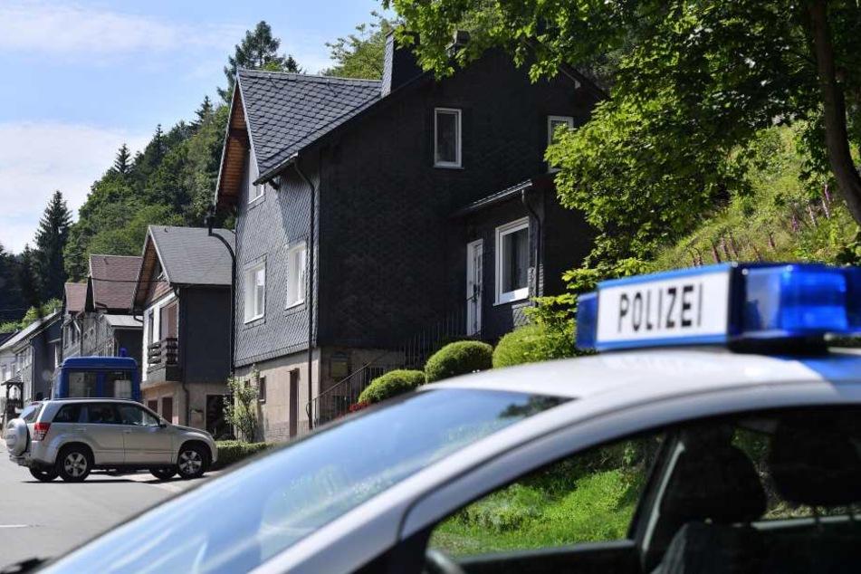 Im Juni 2017 erstach ein Vater seine zwei Kindern in Altenfeld (Thüringen).