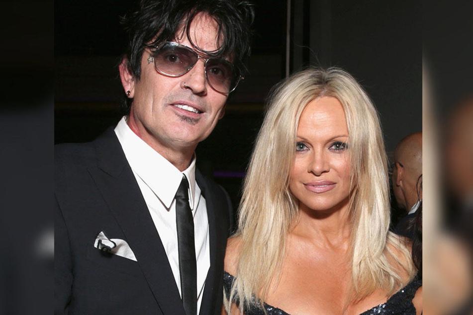 1995 heirateten Tommy Lee und Pamela Anderson. Nur drei Jahre später folgte die Scheidung. Jetzt hat der Rockstar zum vierten Mal geheiratet.