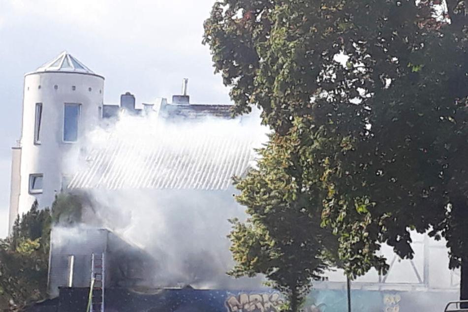 Nach Großbrand in Bad Godesberg: Jungendlicher (15) soll Feuer gelegt haben