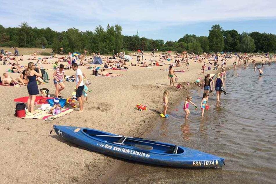Die Landesdirektion genehmigte Fördermittel für einen Wasserwanderer-Rastplatz am Cospudener See.