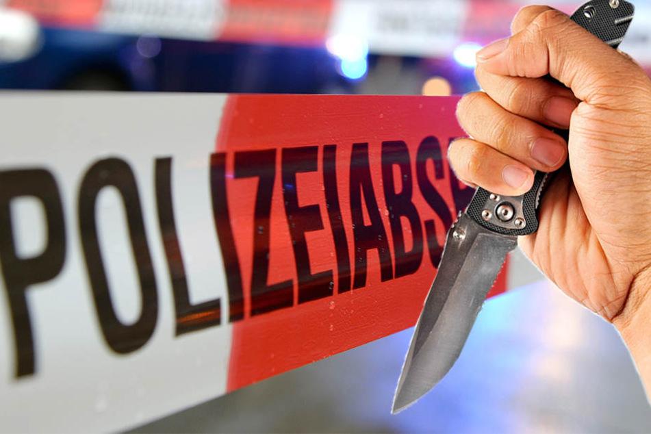 Ein 17-jährige Junge wurde Opfer von eine brutalen Messerattacke (Symbolbild).