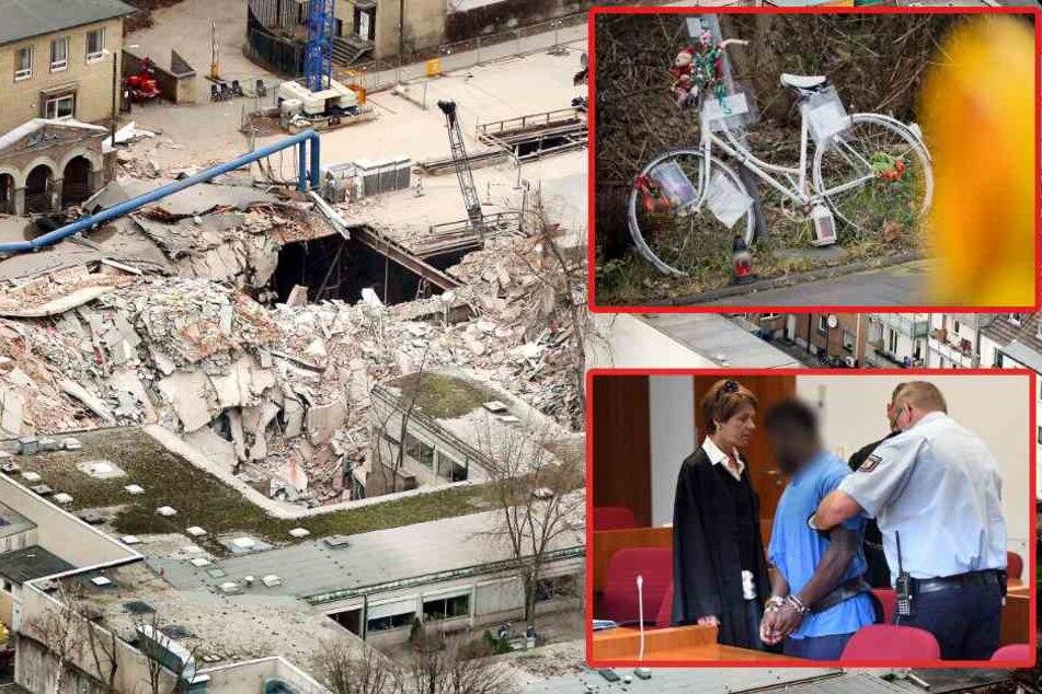 Raser, Siegaue und Stadtarchiv: Drei Prozesse bewegten das Rheinland 2018