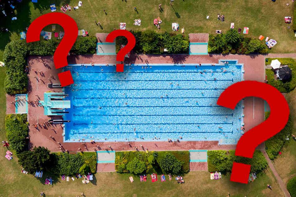 Droht der Badespaß in Berlin diesen Sommer auszufallen?