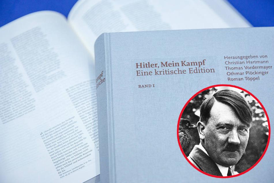 """Die Gefängnisleitung muss das Verbot von """"Mein Kampf"""" besser begründen."""