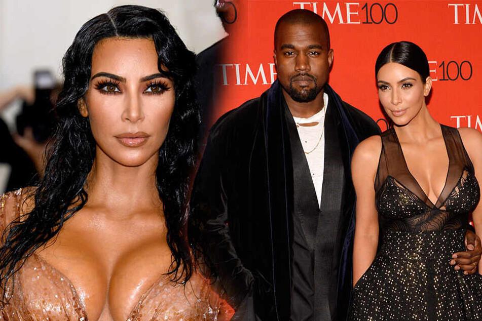 Baby Psalm ist bereits das vierte Kind von Kim Kardashian (38) und Kanye West (41).