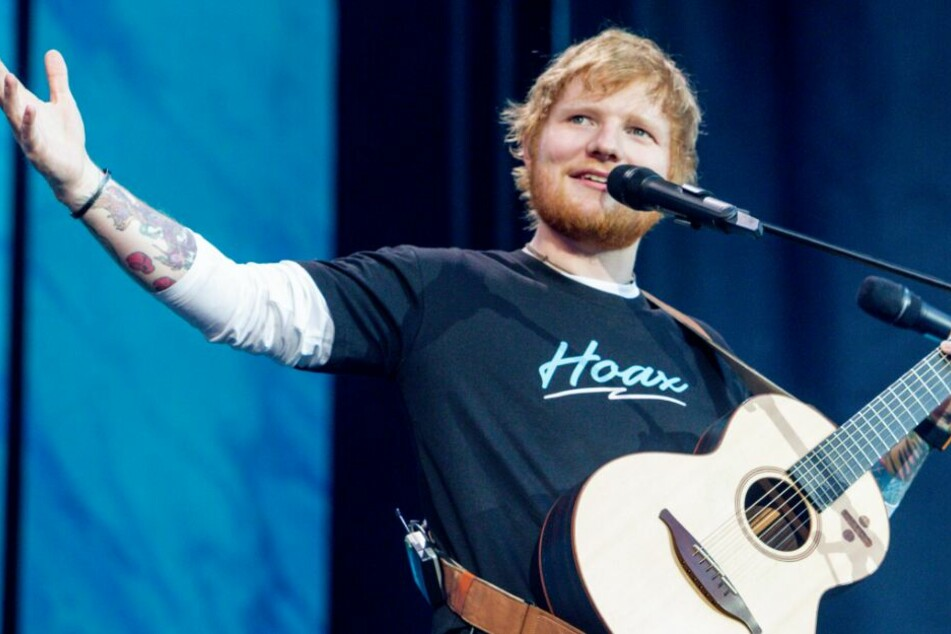 Das letzte Deutschland-Konzert der Tour gibt Ed Sheeran Anfang Augut in Hannover.