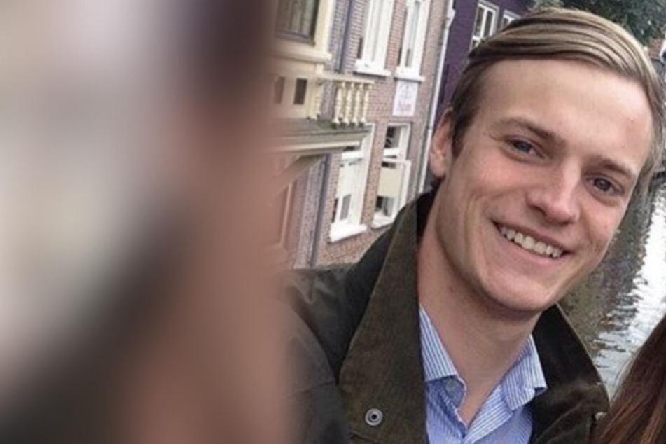 Student Hubertus K. gilt seit dem 4. November als vermisst.