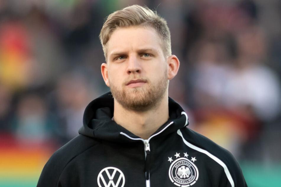Arne Maier ist voller Tatendrang und träumt von einer erfolgreichen U21-EM.