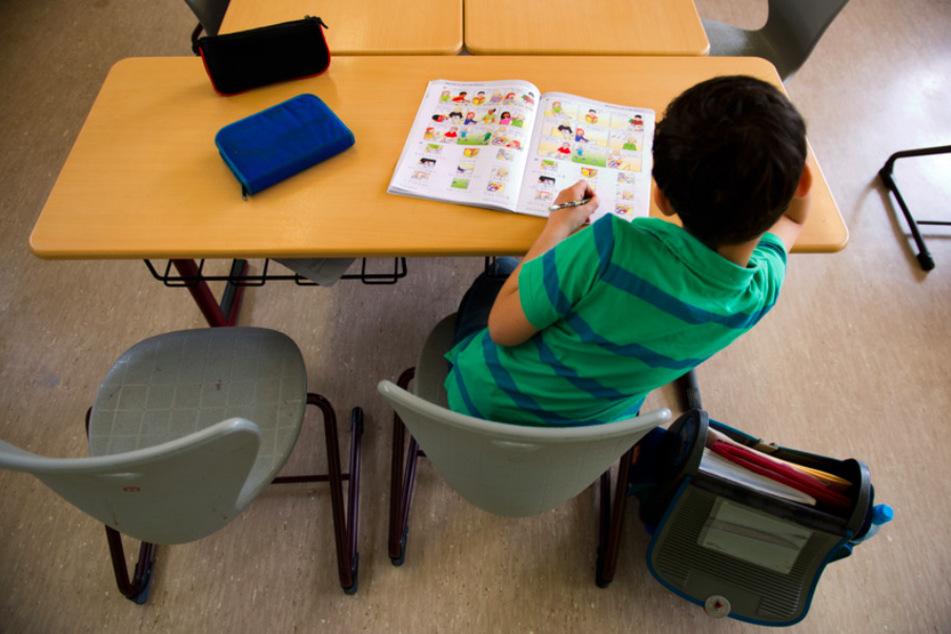 Viele Flüchtlingskinder müssen Deutsch als Fremdsprache erst erlernen. (Symbolbild)