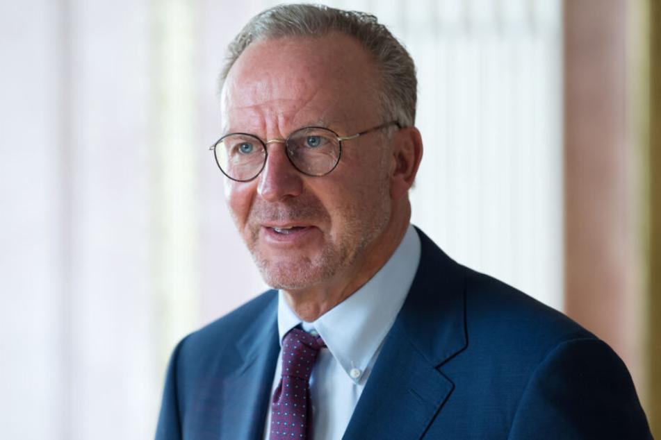 Karl-Heinz Rummenigge betont die Bedeutung der USA-Reise des FC Bayern.