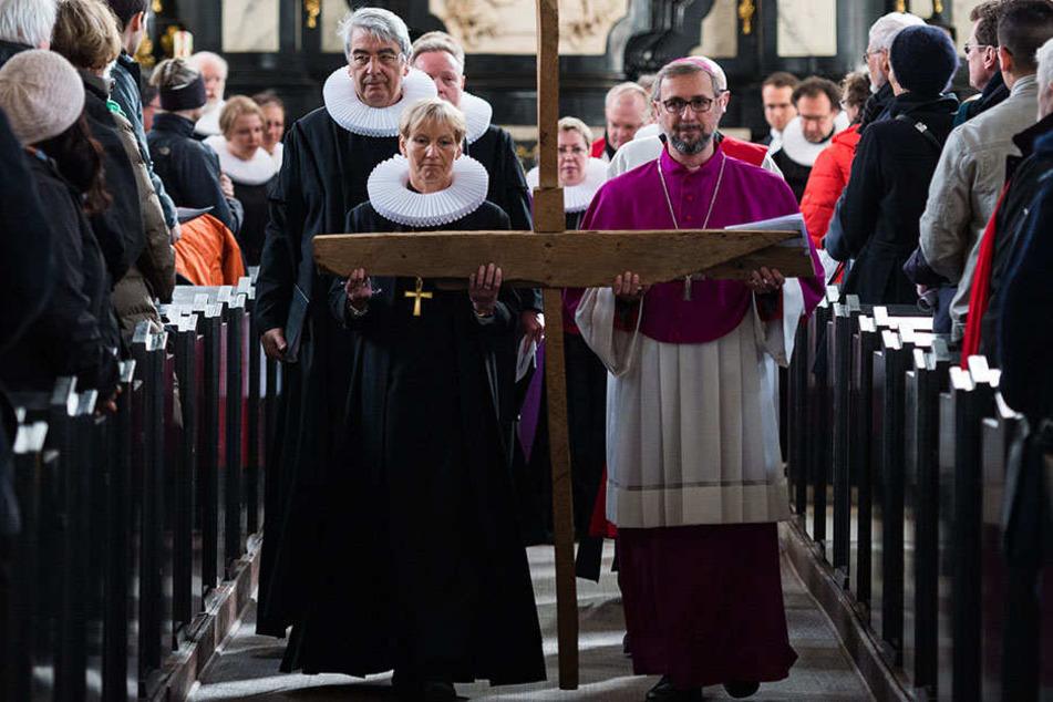 Im letzten Jahr wurden fast 100 Christen in Deutschland attackiert.