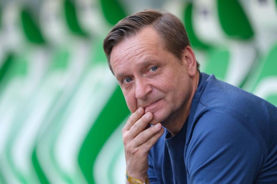 Manager Horst Heldt musste bei Hannover 96 seine Koffer packen.