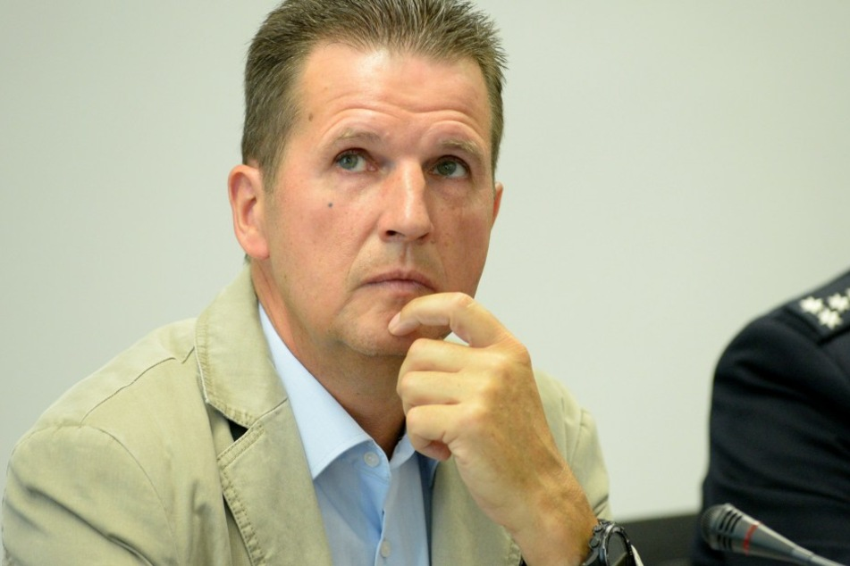 Ralf Lübs (55), Chef des Dresdner Ordnungsamtes