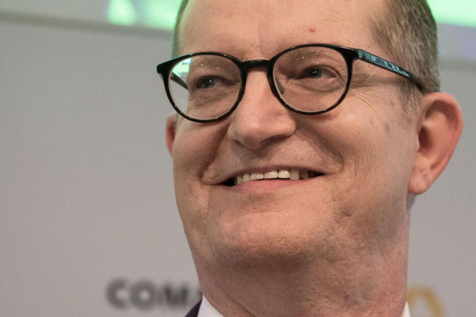Commerzbank-Chef Martin Zielke.