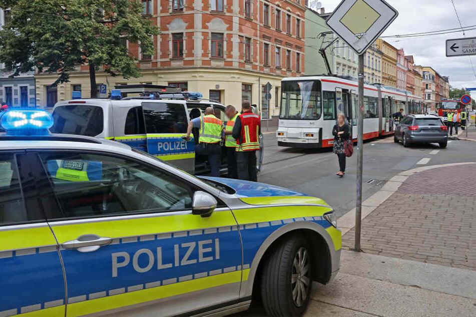 Autofahrer in Zwickau müssen derzeit mit Verkehrsbehinderungen rechnen.