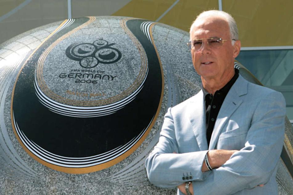 Franz Beckenbauer hält den Gewinn der Meisterschaft für den wichtigsten Titel. (Archiv)
