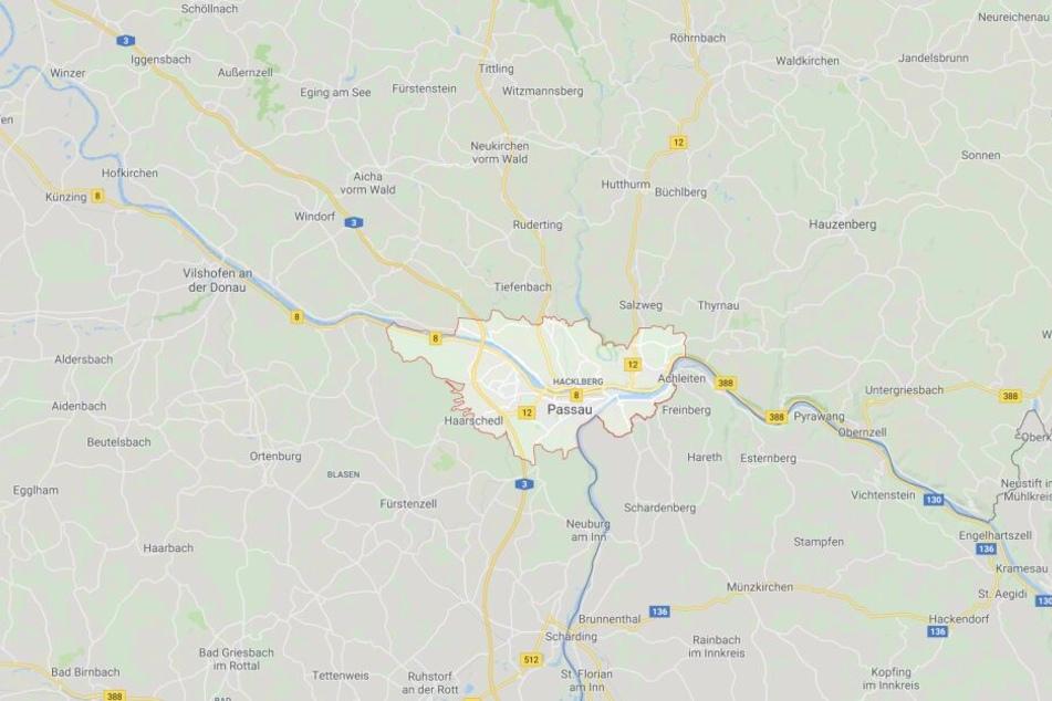 Der Transporter wurde auf der Autobahn 3 bei Passau in Bayern von der Polizei kontrolliert.