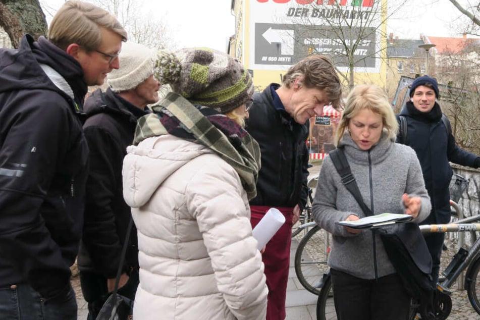 """Alternative der Stadt: """"Jürgen & Jürgen"""" dürfen am Karl-Heine-Platz bleiben"""