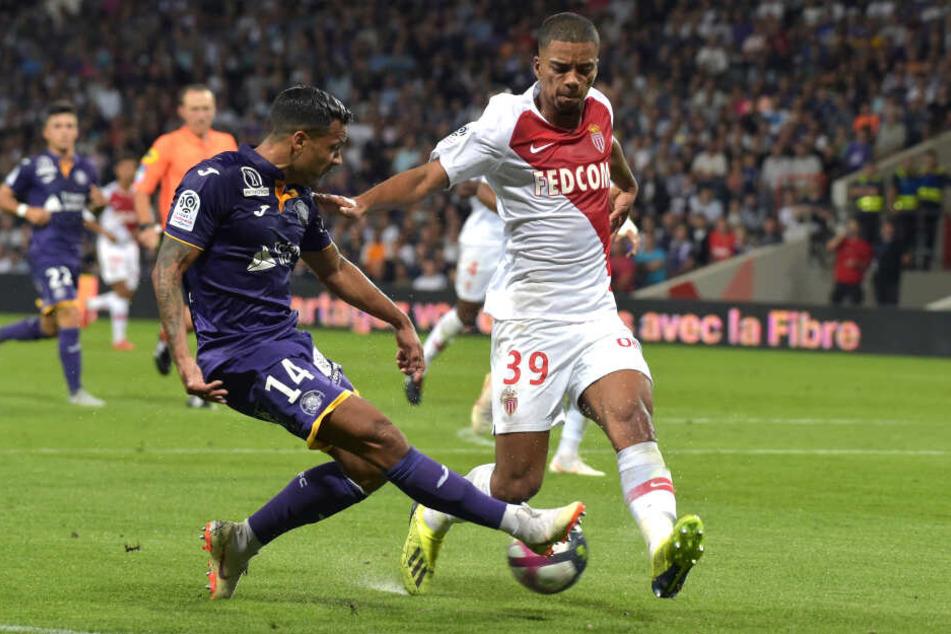 Benjamin Henrichs (22) spielt seit August 2018 bei der AS Monaco. Nach nur einem Jahr könnte nun sein Abschied anstehen - zurück in die Bundesliga?