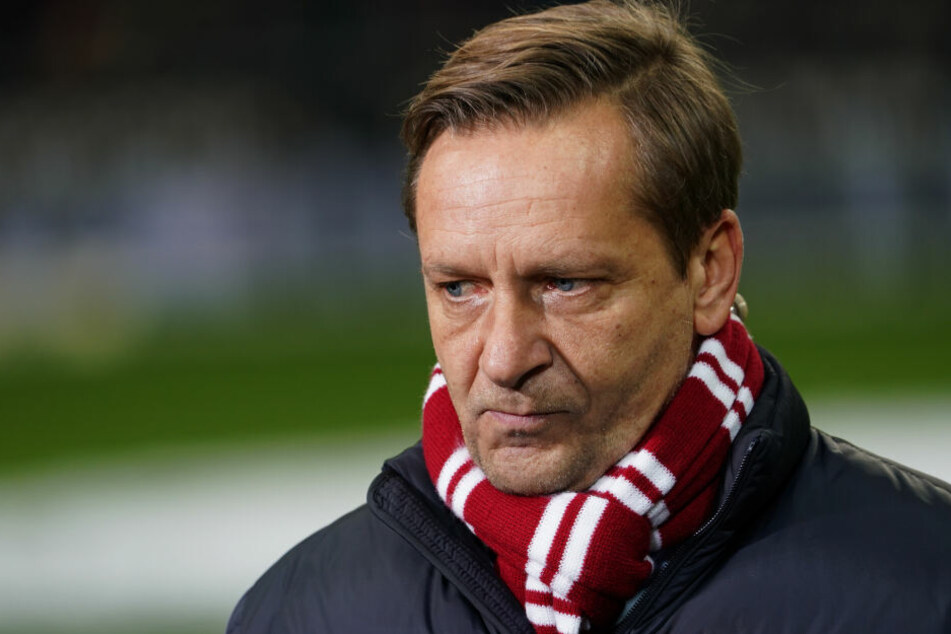 Horst Heldt, Geschäftsführer des 1.FC Köln.