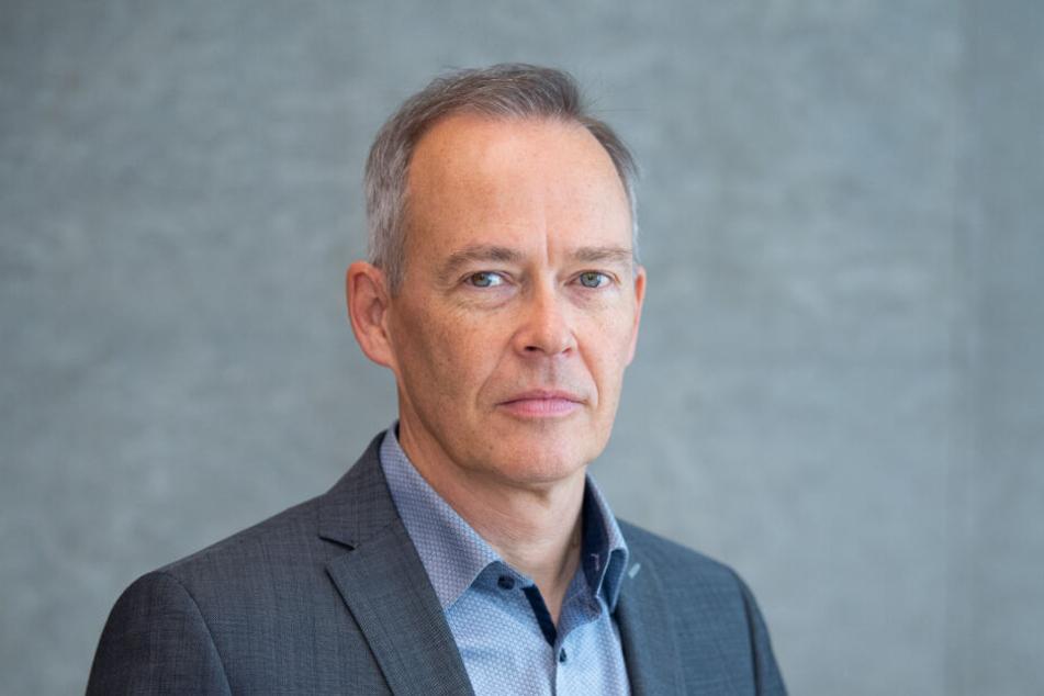 Landesdatenschutzbeauftragter Stefan Brink.