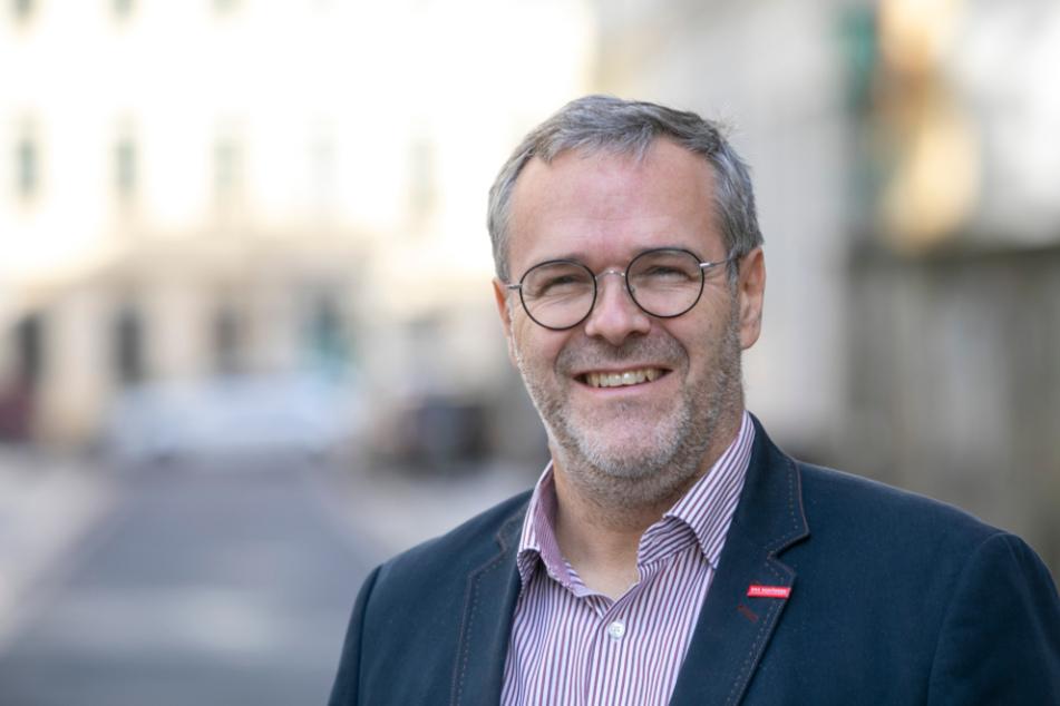 Vorstands-Chef Jörg Dittrich (51).