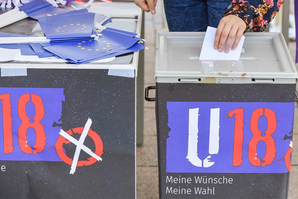 Wählen unter 18: Das wollen neben den Linken auch SPD, Grüne und einzelne FDP-Leute.