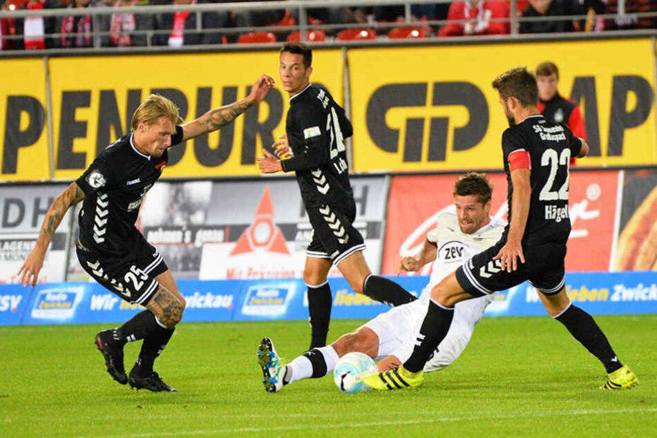 Wiedergutmachung für die 0:5-Pleite in Rostock? Fehlanzeige!