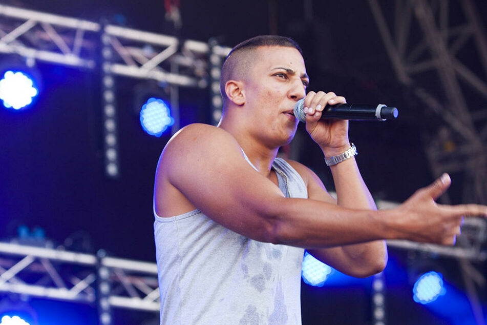 "Rapper Farid Bang hatte eine Nebenrolle in dem Film ""Fack ju Göhte"" mit Elyas M'Barek."