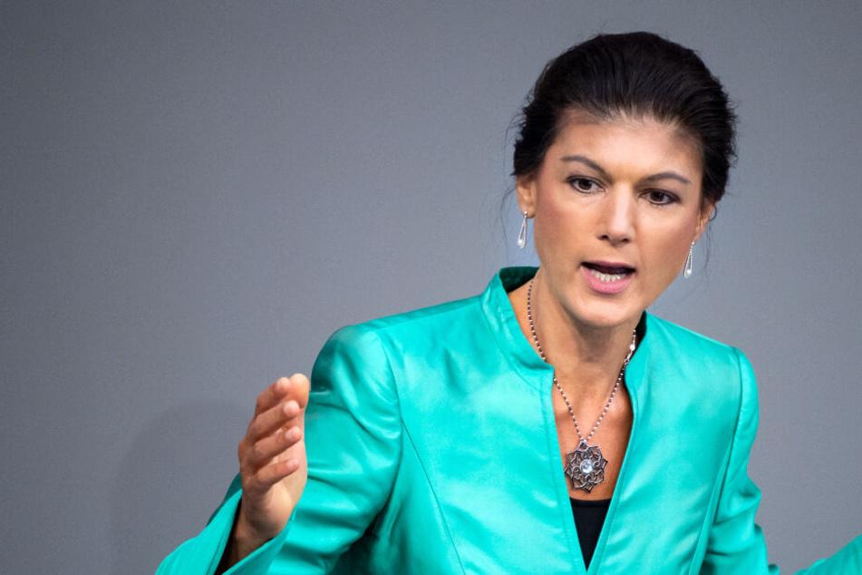 """Sahra Wagenknecht gesteht: """"Ich hatte Burn-out!"""""""
