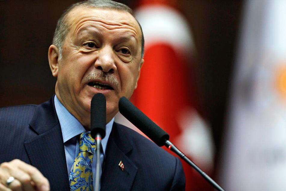 Wieder etliche Menschen in der Türkei verhaftet