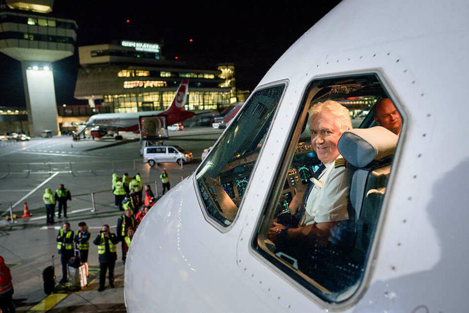 Die letzte Maschine von Air-Berlin landet am 27. Oktober in Tegel.