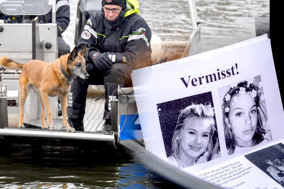 Leichenspürhunde suchen See in Brandenburg erneut nach Rebecca ab!
