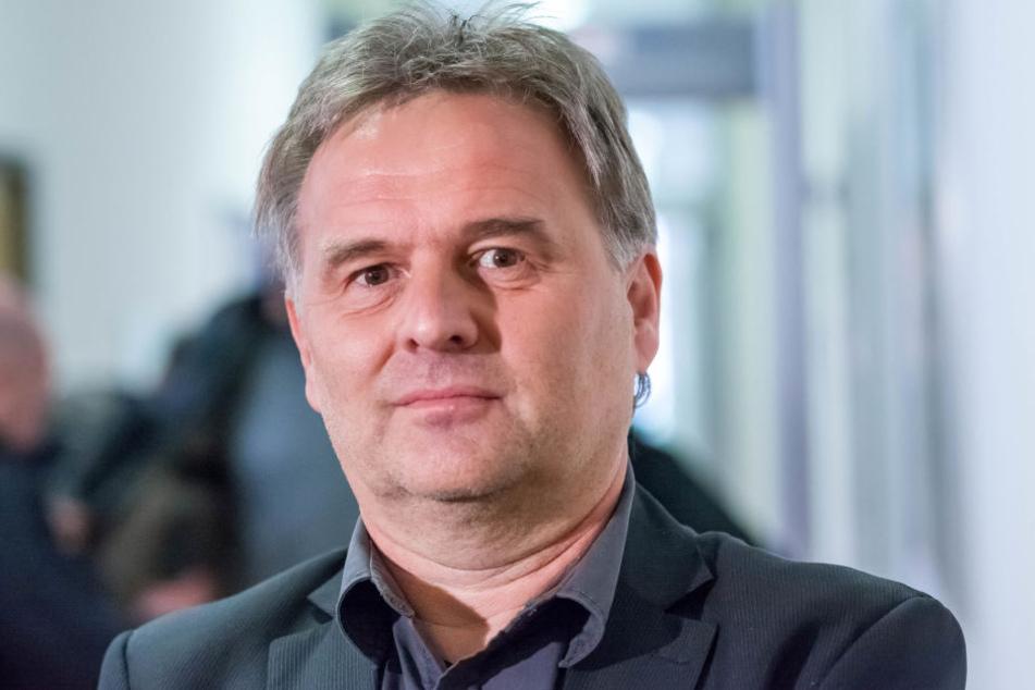 BI-Chef und Stadtrat Lutz Reinhold (53, BfZ/Grüne)