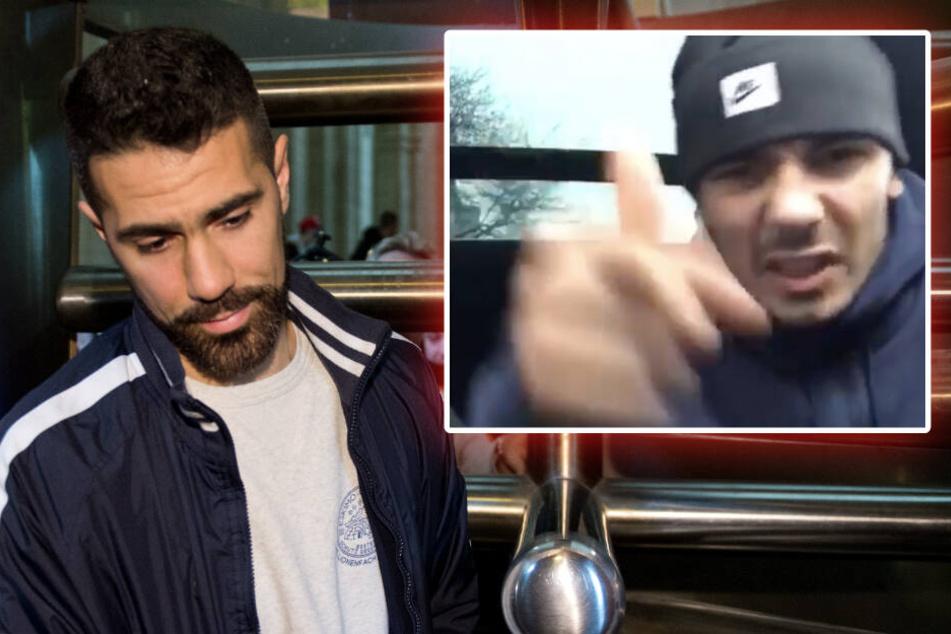 Berlin: Nächstes Kapitel im EGJ-Beef: Capital Bra mit Video-Diss gegen Bushido!