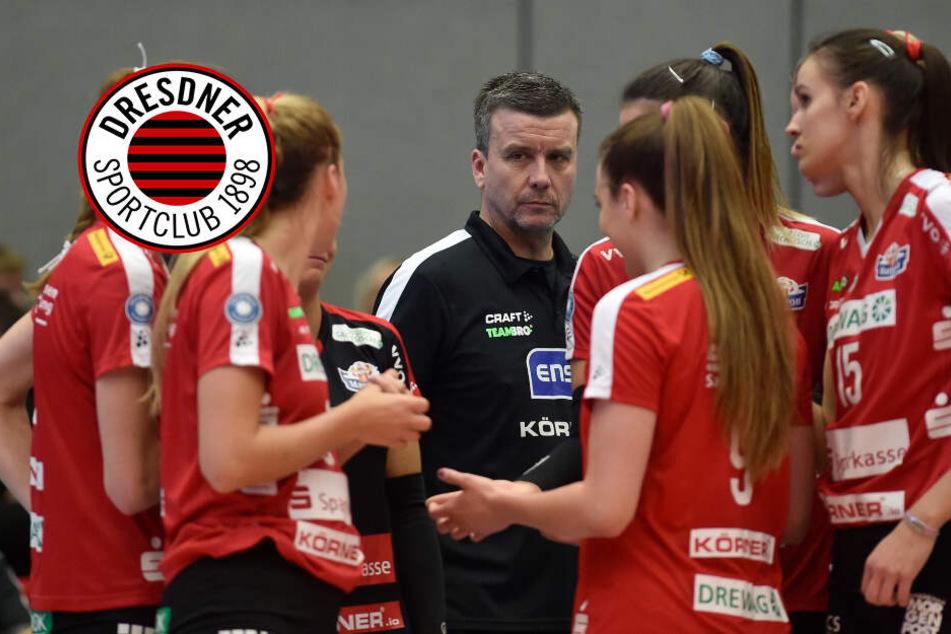 Dresdner SC: Schwerin-Spiel abhaken! Pokal-Halbfinale winkt