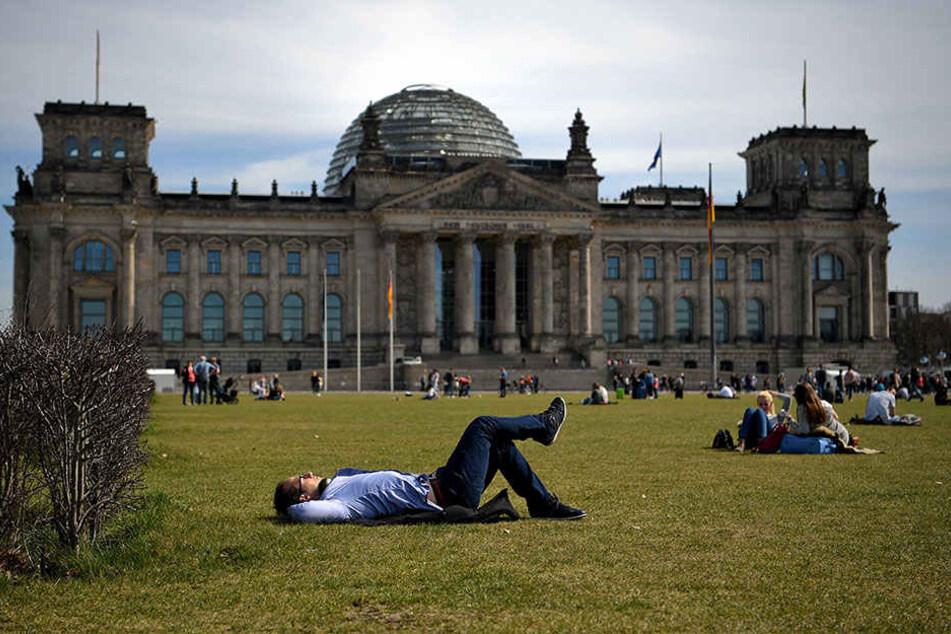 Im Berliner Reichstag sitzen fünf Chemnitzer Abgeordnete, kämpfen für ihre Stadt - und natürlich auch die eigene politische Karriere.