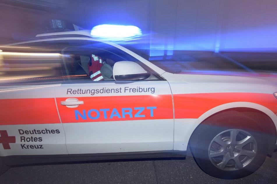 Ein Mann kam im Bürgerwaldtunnel nahe Freiburg ums Leben. (Symbolbild)