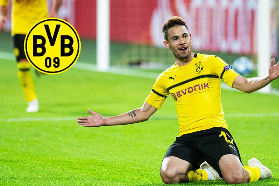 Barca jagt BVB-Star! Verliert Dortmund einen Leistungsträger?