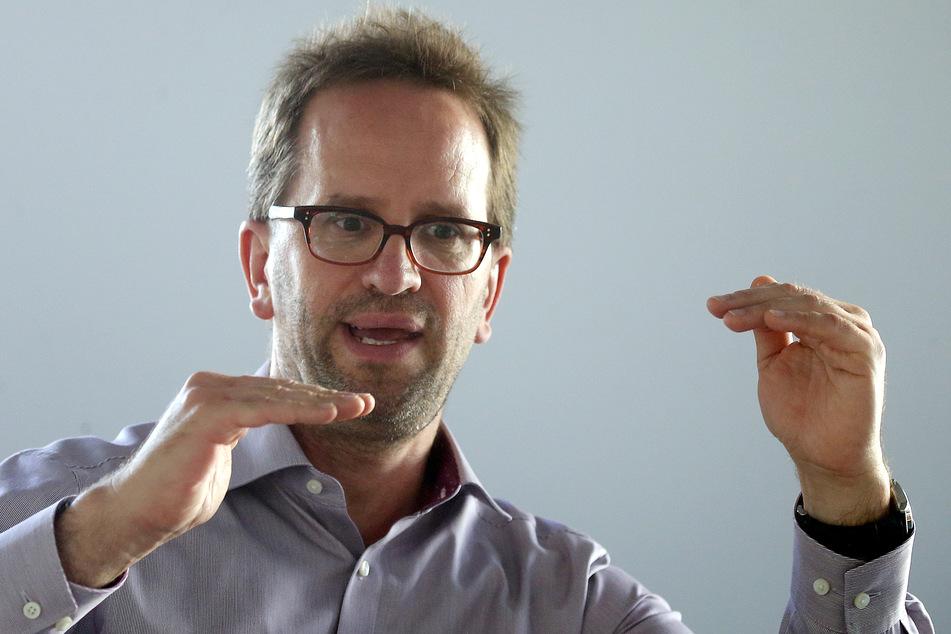 Klaus Müller (50) ist der Chef des Verbraucherzentrale Bundesverbands (VZBV).
