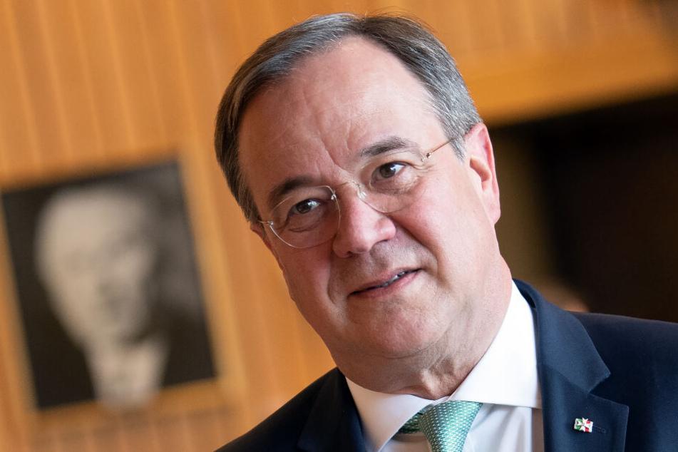 Armin Laschet (CDU), Ministerpräsident von Nordrhein-Westfalen.
