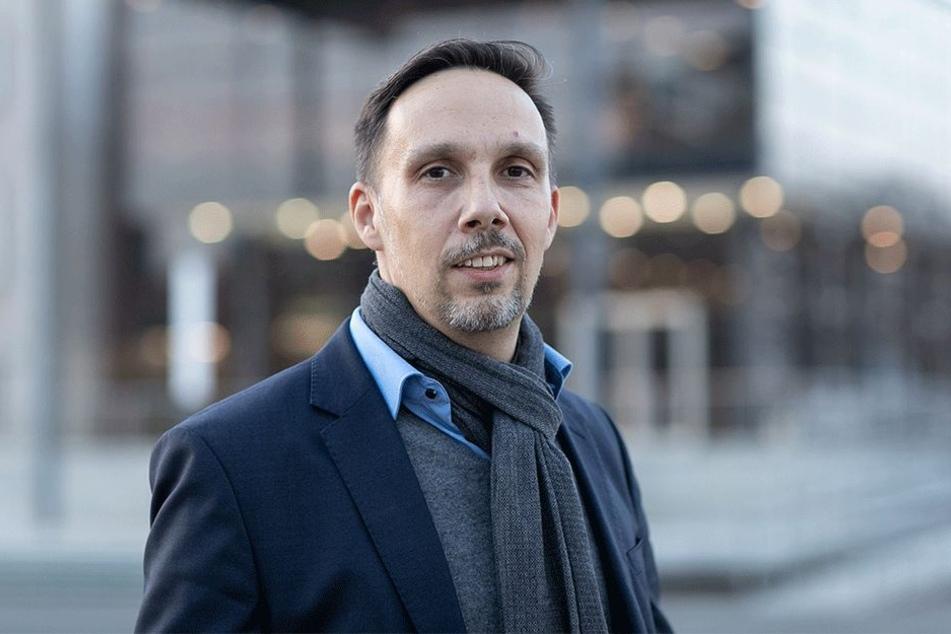 Victor Vincze (41) will für die CDU in den Landtag.