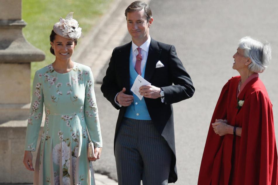Pippa Middleton bestätigt Schwangerschaft - warum sie mehr Glück hat als Kate